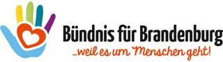 Logo des Bündnisses für Brandenburg