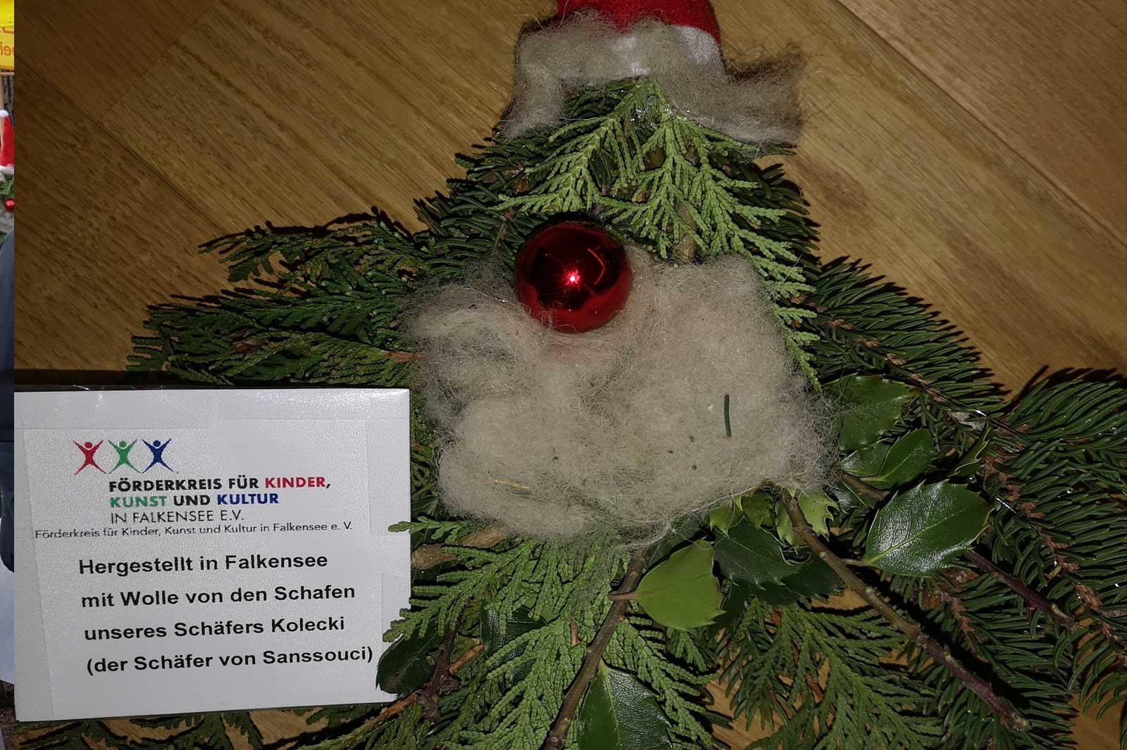 Kolecki-Schafwolle-Kinderkuk