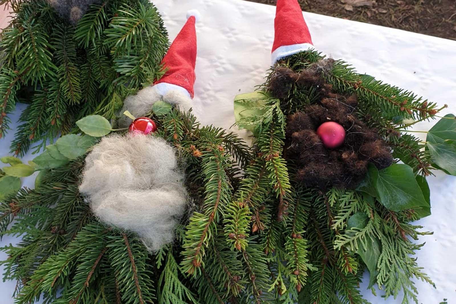 Schafwolle-Nikolaus von Kinderkuk